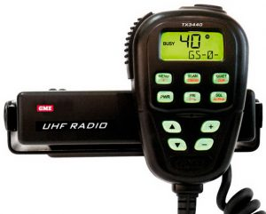 uhf radio installation brisbane