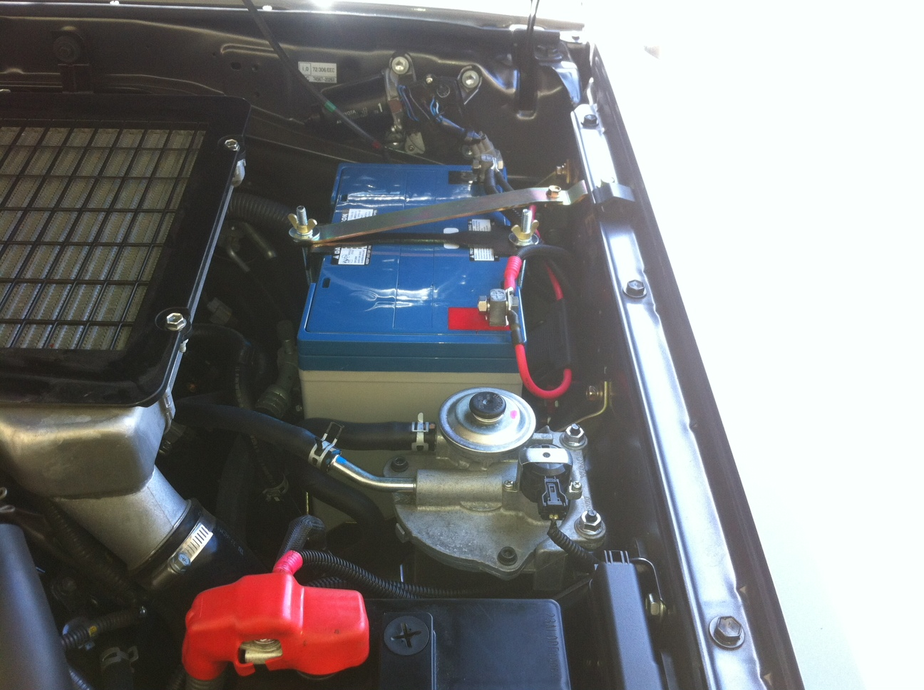 79 Series Dual Battery System