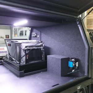 Canopy Fit Out 12V